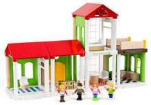 BRIO Village Family Home Playset 33941