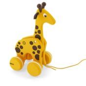 BRIO Pull Along Giraffe 30200   30200