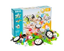 BRIO Builder Light Set 34593 120 Piece set including lights and Tools