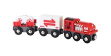 BRIO Cargo Train 33888 for Wooden Railway