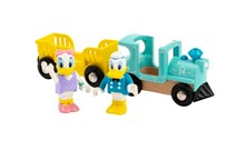 BRIO Dysney Donald & Daisy Duck Train 32260 for Wooden Train Set   32260