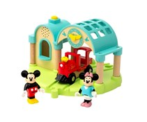 BRIO Mickey Mouse Record & Play Station 32270 for Wooden Train Set | 32270