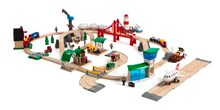BRIO Railway World Deluxe Set 33766 Largest Set - Great Value | 33766