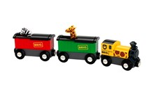 BRIO Safari Train 33722 for Wooden Train Set | 33722