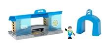 BRIO Smart Tech - Workshop 33918 Automated Extra for Wooden Railway Set