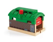 BRIO Train Garage 33574 for Wooden Railway Set | 33574