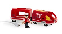 BRIO Travel Rechargeable Train 33746 Wooden Railway Train | 33746