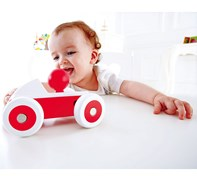 HAP-E0064 Rolling Roadster Red E0064