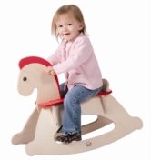 HAPE E0100 Rock and Ride  Rocking Horse E0100   10 months