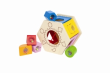 HAPE E0407 Shake 'n' Match Shape Sorter E0407 | 1-2 years