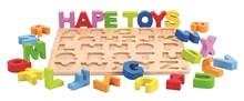 HAPE E1502 Alphabet Puzzle E1502   36 months