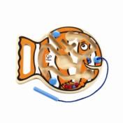HAPE E1700 Go-Fish-Go E1700 | 2-3 years