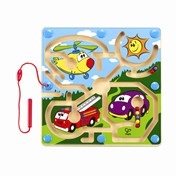 HAPE Mighty Motors Magnetic Maze E1703 | 2-3 years