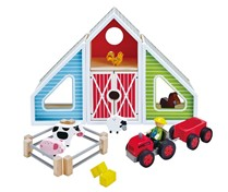 HAPE Barn Play E3015