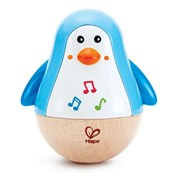Hape Penguine Musical Wobbler E0331