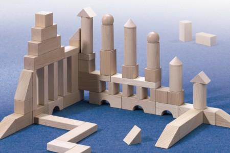 HABA - Large Starter Set  of Building Blocks (60) 1070