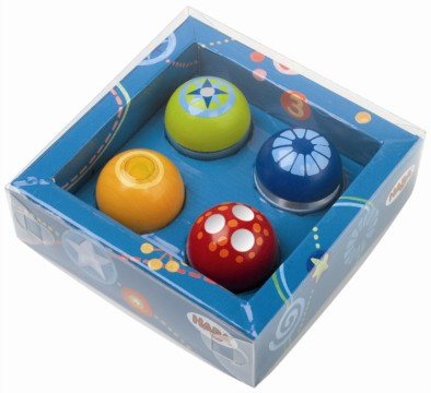 HABA - Discovery Balls SET of FOUR 3571