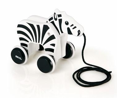 BRIO Pull-Along Zebra 30162