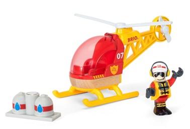 BRIO Rescue Helicopter