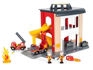 BRIO Central Fire Station 33833