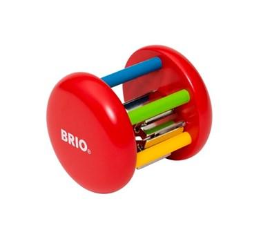 BRIO Cage Rattle Multicolour 30051 Infant Toy