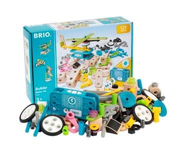 BRIO Builder Motor Set 34591 Construction set with motor power