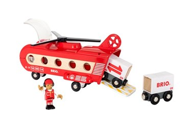 BRIO Cargo Transport Helicopter 33886