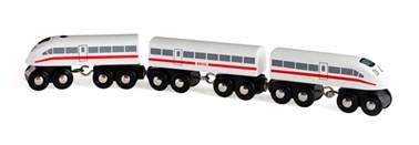 BRIO High Speed Train 33748 for Wooden Railway Train with Sound