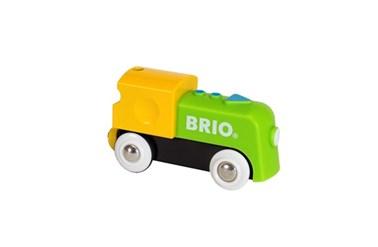 BRIO My First Railway Battery Train 33705 Ideal Starter Powered Train