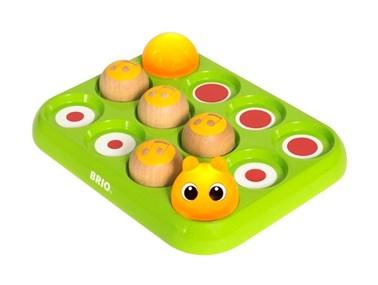 BRIO Musical Caterpiller 30189 Toddler Development Musical Toy