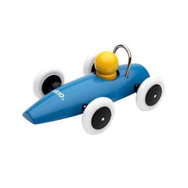 Brio Race Car 30077 Blue Toddler Toy