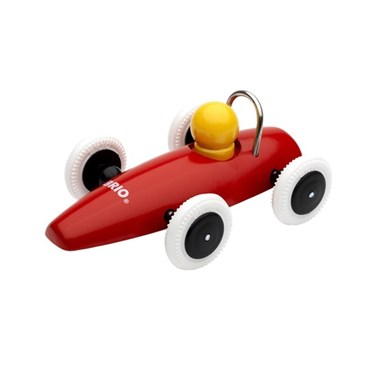 Brio Race Car 30077 Red Toddler Toy