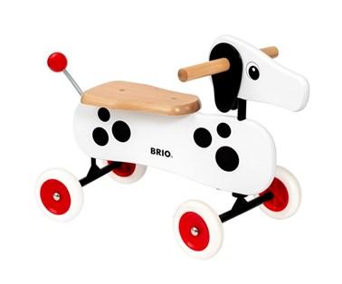 BRIO Ride On Dachshund 30281 Kidies Sit-On Ride-On Dog