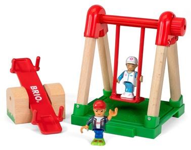 BRIO Village Playground 33948
