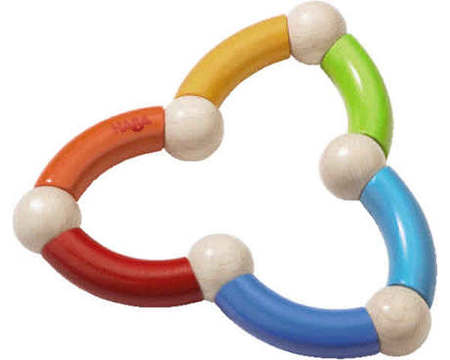 HABA - Color Snake Clutching Toy 3868