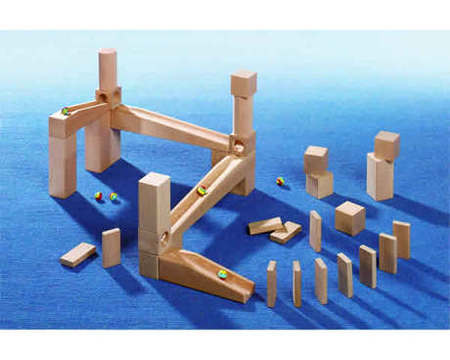 HABA - Marble Run First Playing 1128