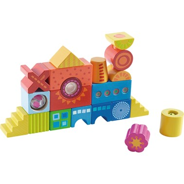 HABA Building Blocks Color Joy 302157 21 piece set