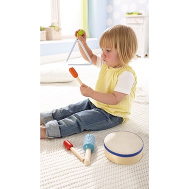 HABA Percussion Set for toddlers 005997