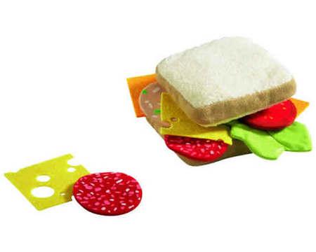 HABA - Play Food Sandwich (Fabric) 1452