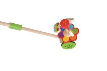 HAPE E0341 Dancing Butterflies Push & Pull E0341