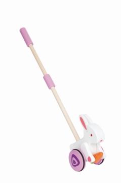 HAPE E0342 Bunny Push & Pull E0342