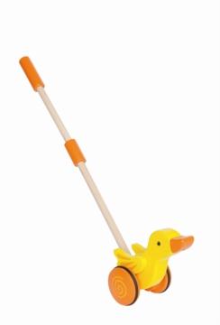 HAPE E0343 Duck Push & Pull E0343