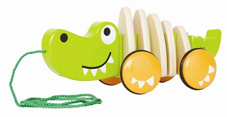 HAPE Walk-Along Crocodile E0348