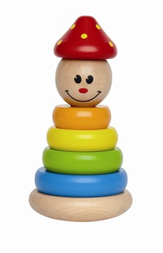 HAPE-E0400 Clown Stacker E0400