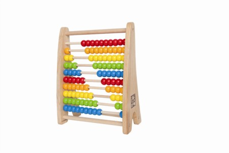 HAPE E0412 Rainbow Bead Abacus E0412