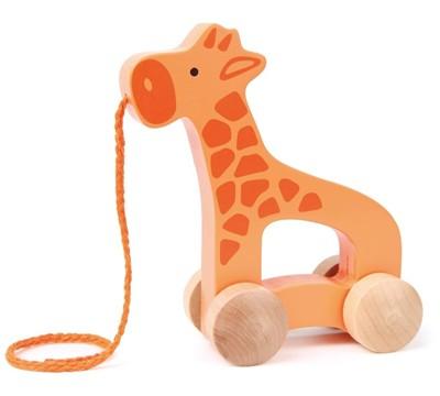 HAPE-Push & Pull Giraffe E0906