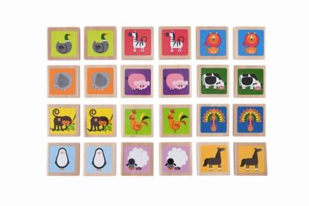 HAPE E1012 Animals Memory Game E1012