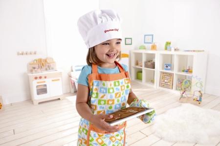 HAPE Chef's Apron Set E3119