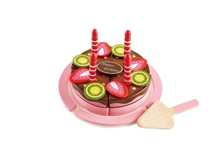 HAPE Double Flavored Birthday Cake E3140