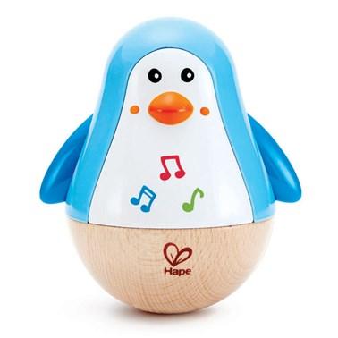 Hape Penguine Musical Wobbler E0331